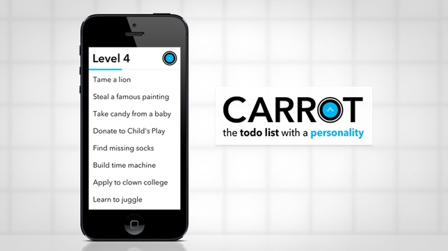 Carrot: The Sassy To-Do List For Actors Looking to Get Things Done