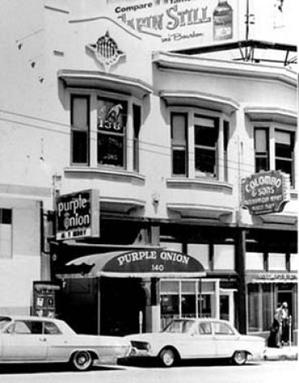 San Francisco's Purple Onion Comedy Club Closing Oct. 1
