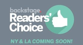 Backstage Readers' Choice Awards Coming Soon!