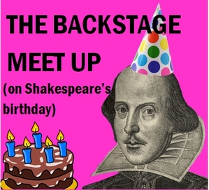 The Backstage Actor Meet Up is Tonight in NYC!