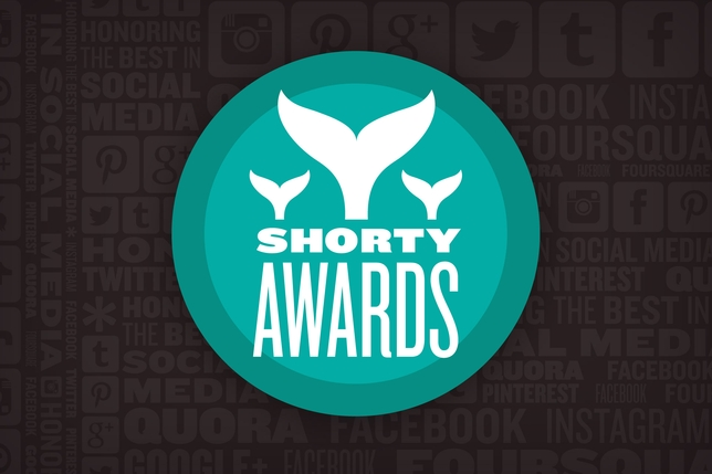 Shorty Awards Honor the Biggest on Social Media
