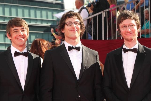 Fox Set to Keep Lonely Island Comedy Trio Company