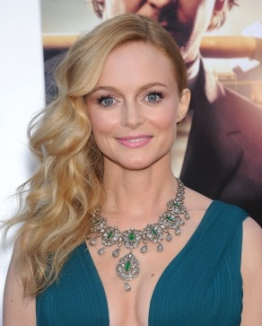 Heather Graham Directorial Debut Lands CD