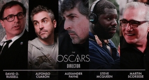 Oscars 2014: The Best Director Nominees