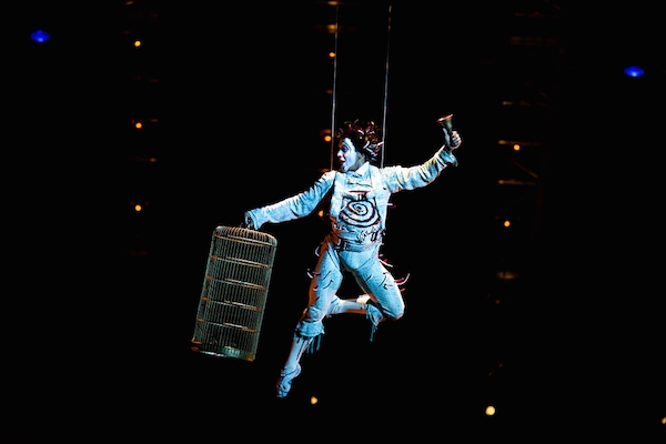 Equity Partners with Cirque du Soleil for Company's B'way Debut