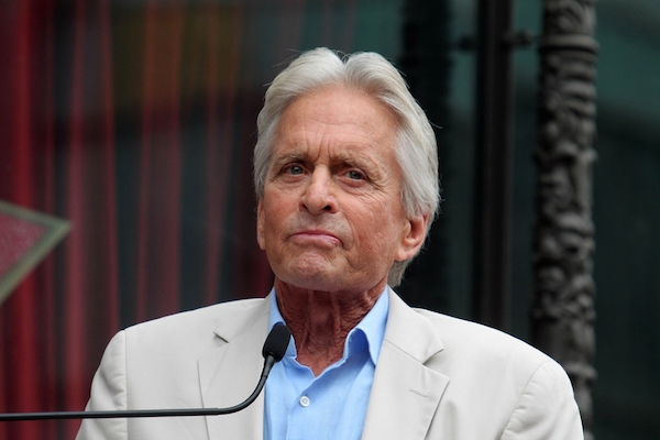 Michael Douglas: 'There's a Crisis in Young American Actors Right Now'