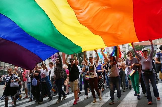 Fighting Prejudice With Pride