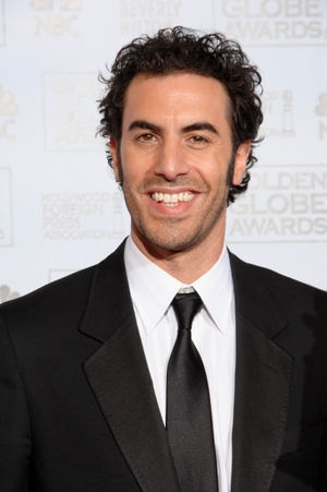 Sacha Baron Cohen Film Gets CD