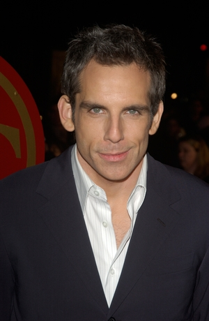 Ben Stiller Goes the Chippendales Route?