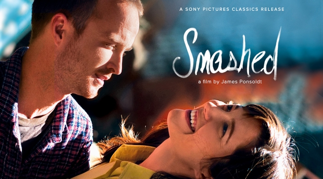 Free Screening and Q&A with 'Smashed'