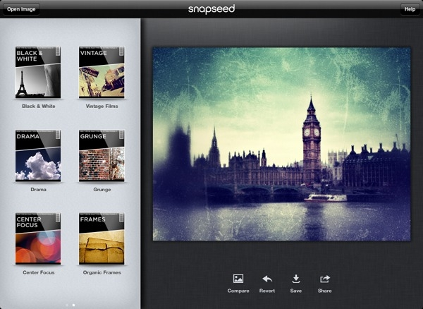 Edit Photos Like a Pro from Your Smartphone with Snapseed App