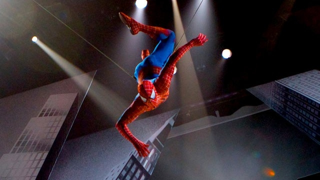 Equity to Investigate 'Spider-Man' Injury