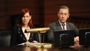Emmy Nominations: Carrie Preston on 'The Good Wife'