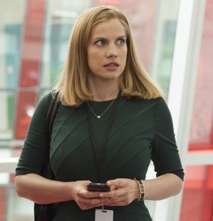 Emmys 2014: Anna Chlumsky on the 'Veep' Finale Stunner