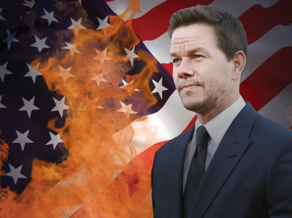 Does Mark Wahlberg Hate America?
